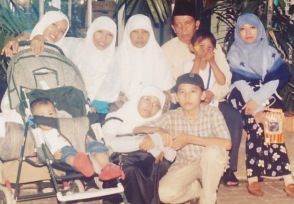 my family at dufan1